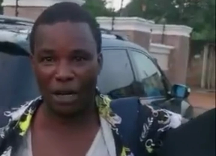 They were all Fulani and well armed with AK-49, a pistol & 4 knives - Rescued man