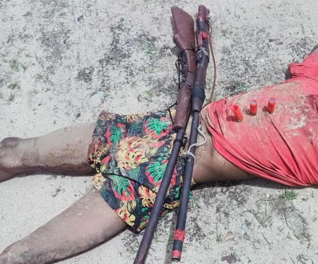 Notorious criminal 'Beleke' shot dead by his partner in Delta