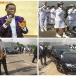 Pastor, Dare Adeboye, Body ,Arrived, Redemption Camp