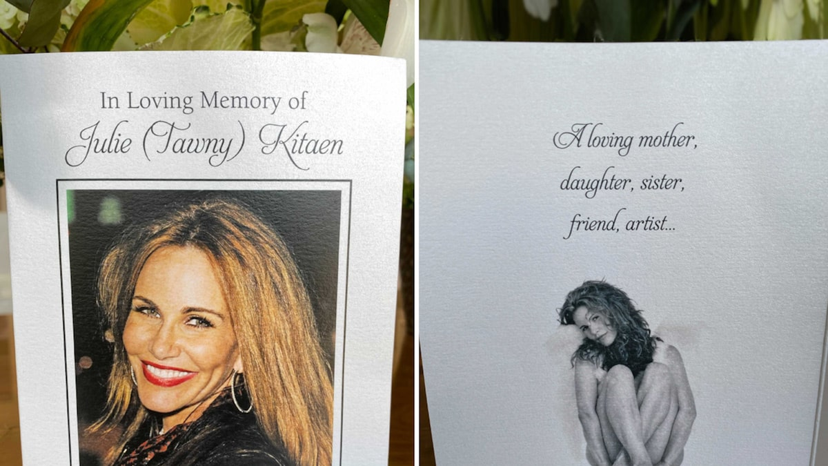 Tawny Kitaen Family and Friends Celebrate Her Life with Intimate Ceremony