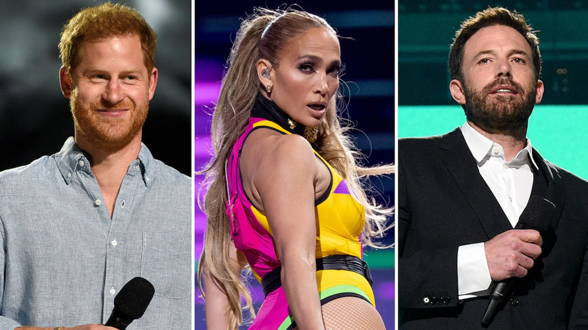 Prince Harry Speaks, Big Acts Perform at Vax Live Concert in L.A.