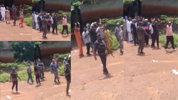Army, Police Invade Enugu Church, March 50 Members Away Over Alleged IPOB Membership