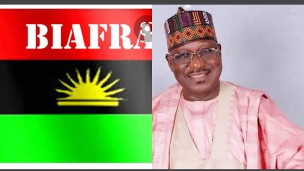 IPOB Reacts Over Ahmed Gulak's Death, 5300 Youths Have Benefited From NYIF-Buhari