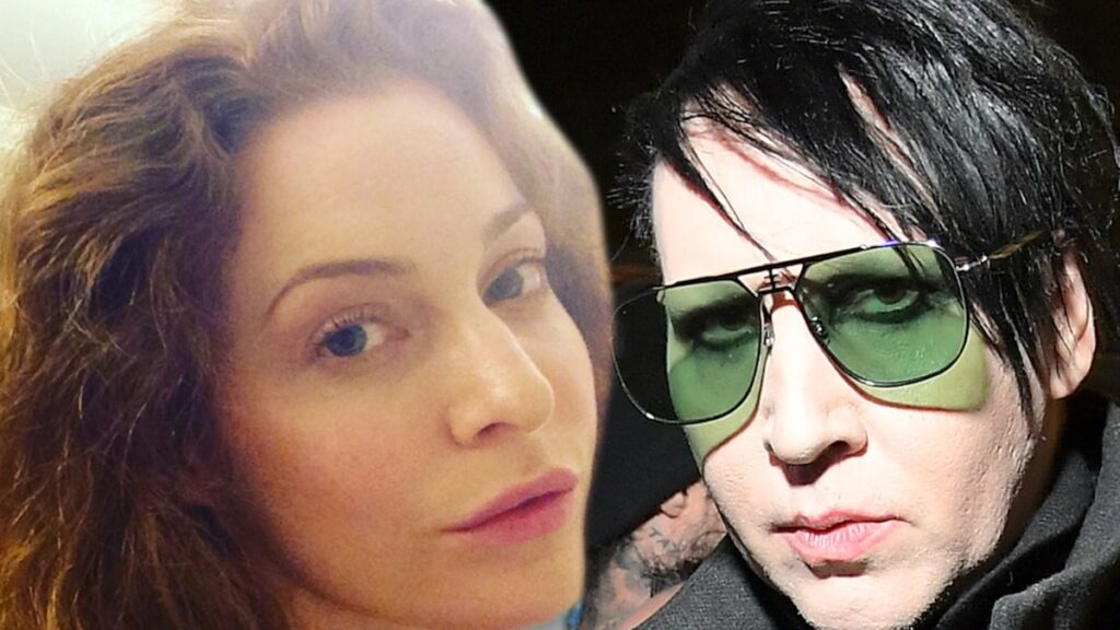 Cops Want Convo with Esme Bianco About Marilyn Manson Sexual Assault Claims