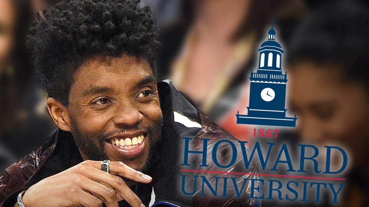 Howard University Renames College of Fine Arts After Chadwick Boseman