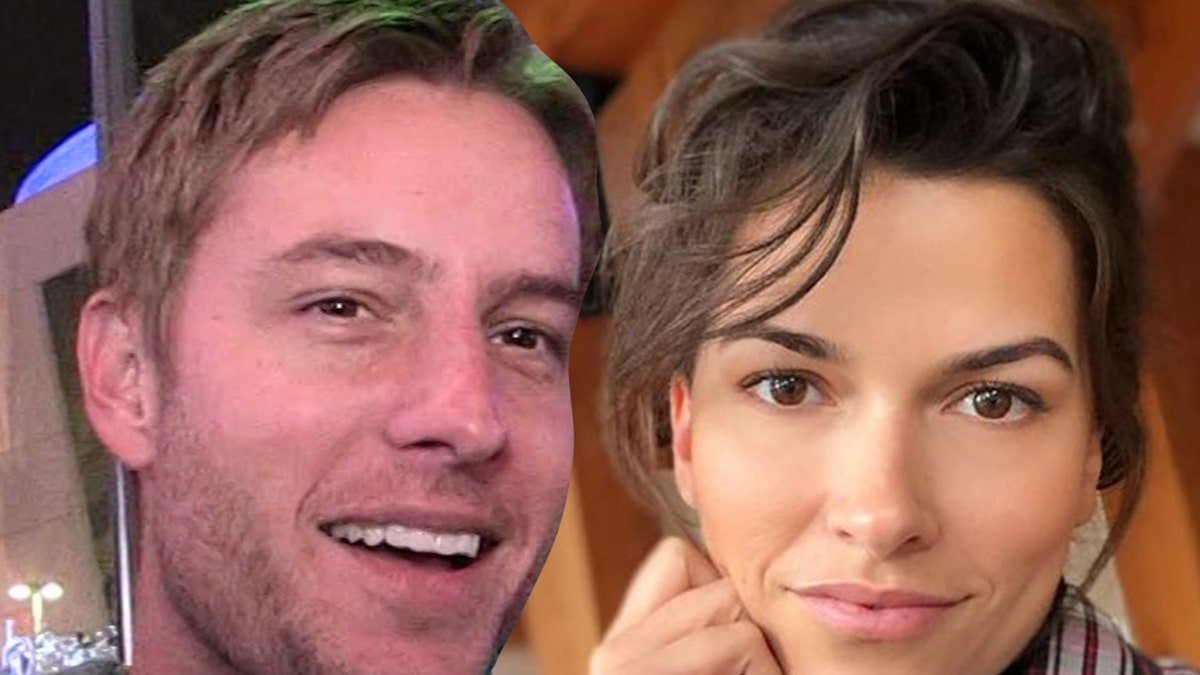 'This is Us' Star Justin Hartley and Sofia Pernas are Married