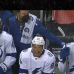 Tampa Bay Lightning Start 3 Black Forwards, 'First Time Ever In NHL History'