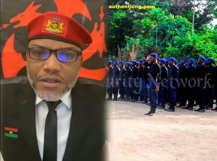 They Said When Biafra Comes, They Will Pay Us, Train Our Children - Arrested ESN Member [VIDEO]