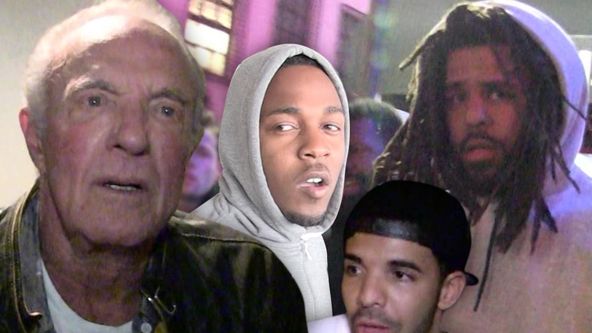 James Caan Weighs In on Hip-Hop Mount Rushmore Debate