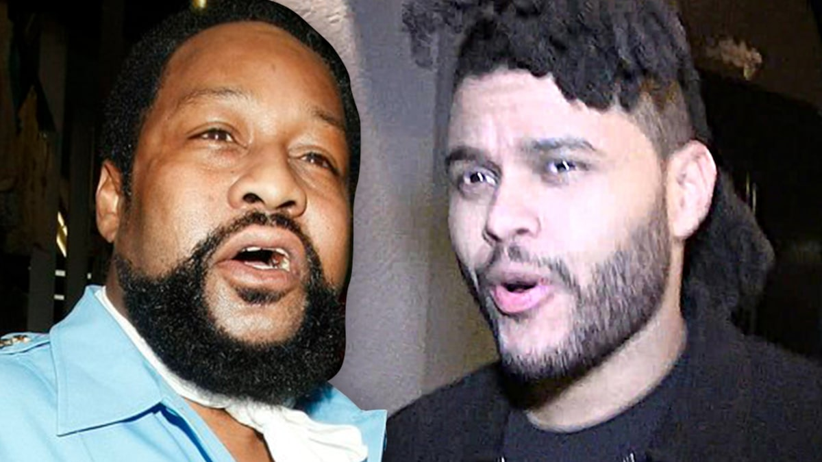 Village People's Victor Willis Calls The Weeknd a Hypocrite for Grammys Beef