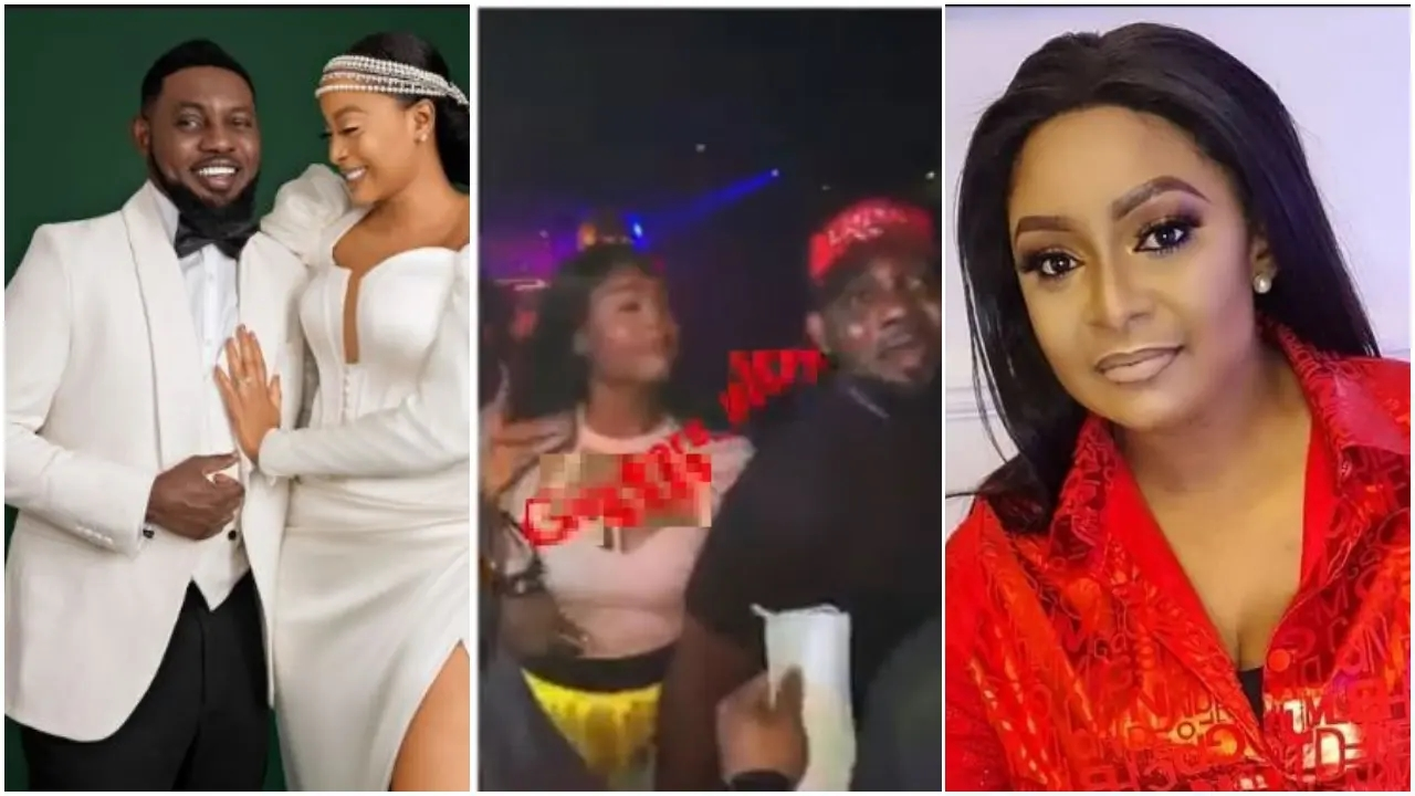 Comedian AY drags Victoria Inyama for accusing him of publicly going on a date with a mystery lady