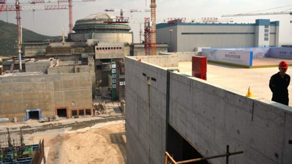 Gas leaks at Chinese nuclear plant spark 'imminent radiological threat' warning