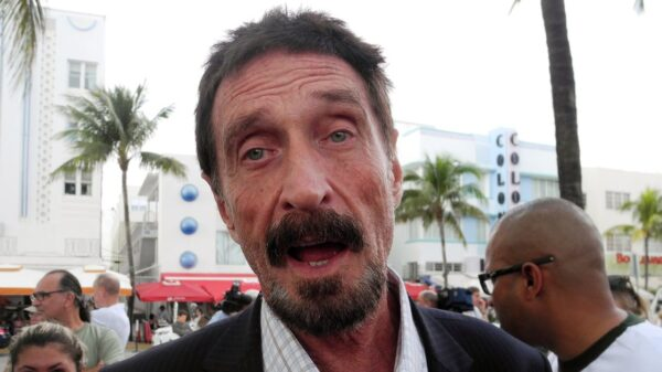 John McAfee's mysterious Instagram post after 'suicide' linked to conspiracy theory