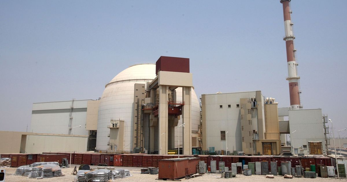 Iran's only nuclear power plant suffers mysterious blackout set to last up to four days