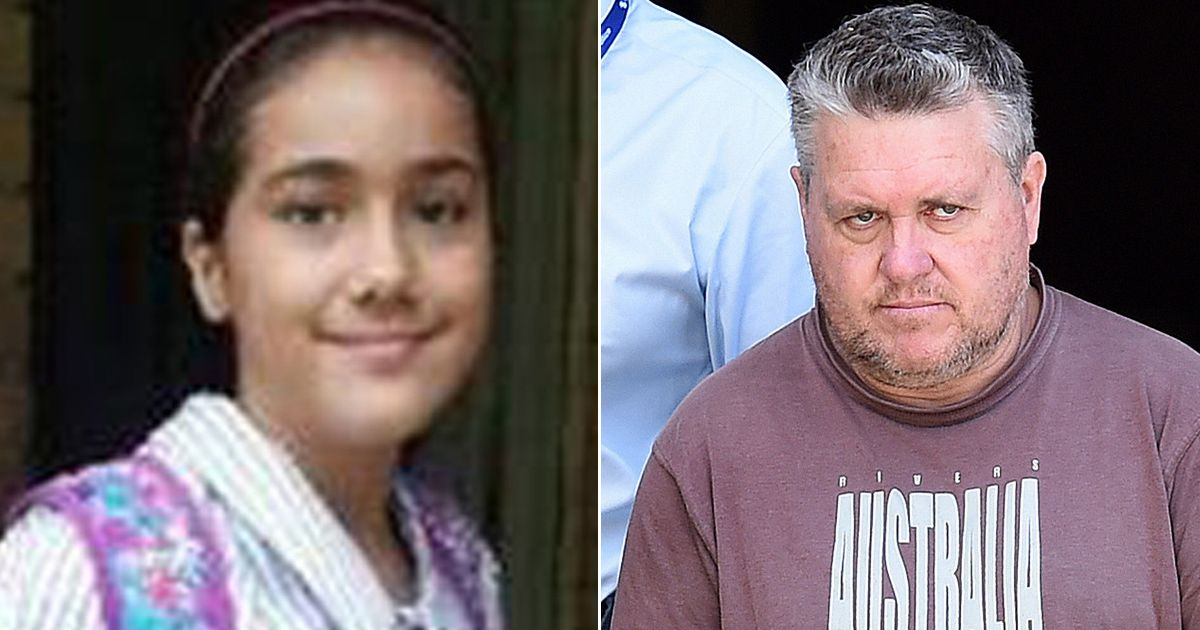 Dad 'choked foster daughter, 12, to death when his son confessed he'd had sex with her'