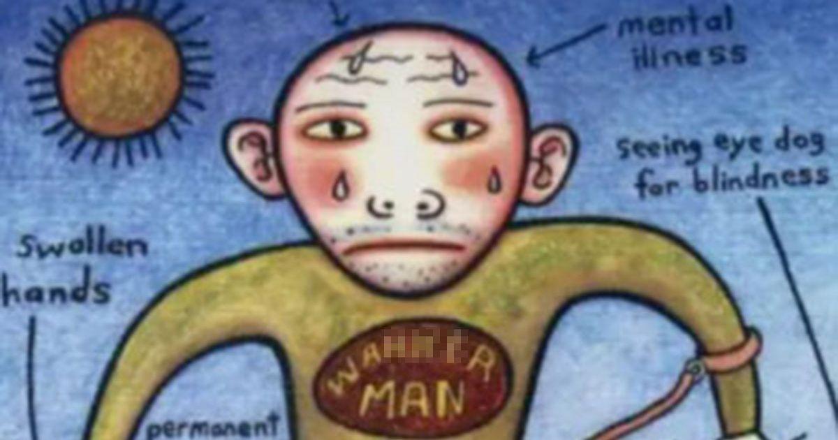 Students horrified as teacher tells them to recreate 'w**kerman' masturbation cartoon