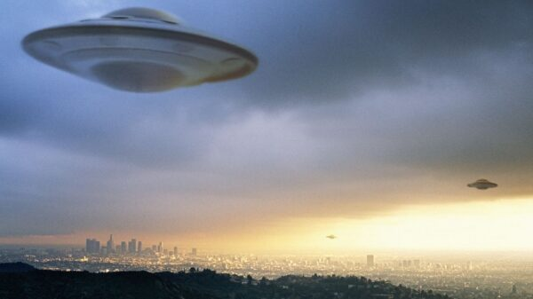 UFOs have been 'interfering with' nuclear systems, former Pentagon chief claims