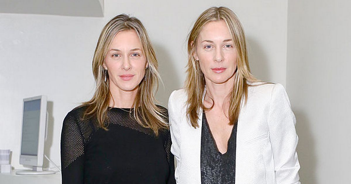 Former model 'ditches celebrity partner for twin sister's hubby' and 'breaks her heart'