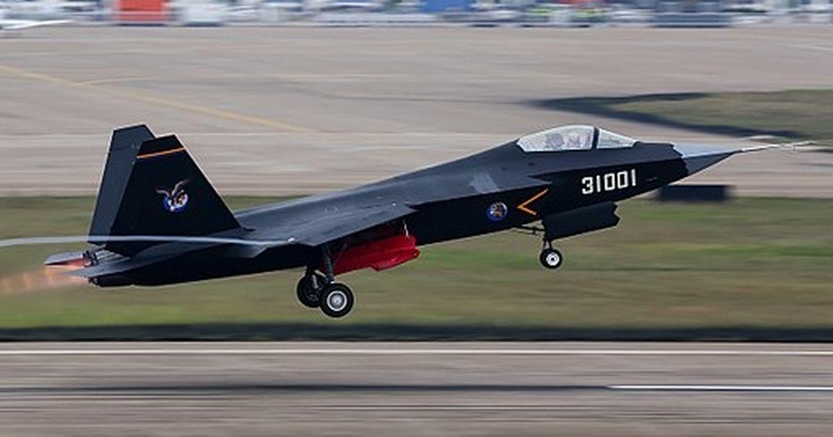 China unveils super-secret stealth fighter designed to challenge F-35 Lightning