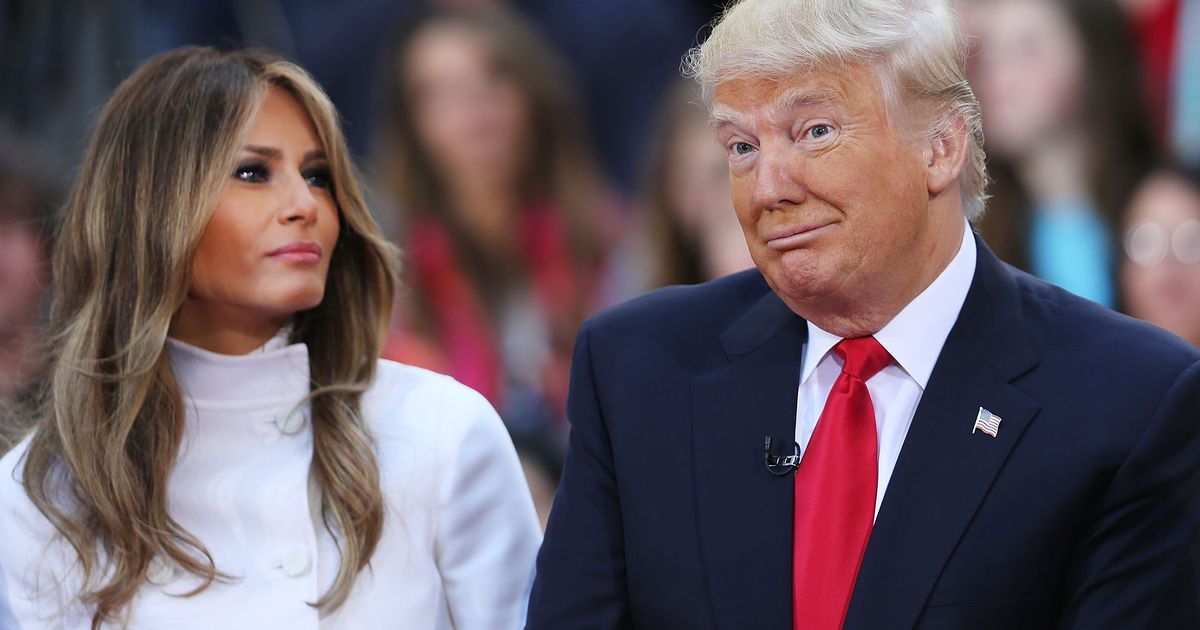 Melania Trump 'happy but low-key' since election claims Donald in bizarre interview