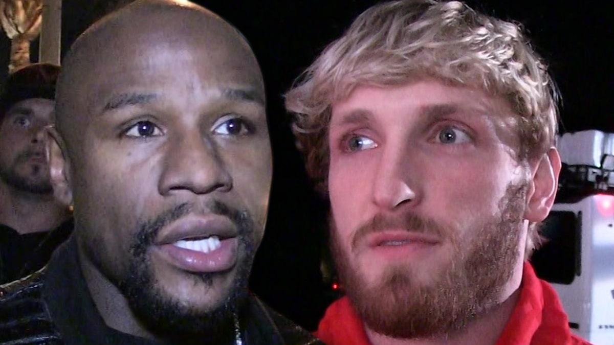 Floyd Mayweather Dominates Logan Paul But No Knockouts, 'I Had Fun'