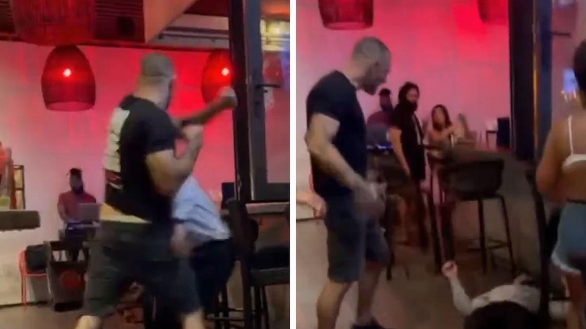 MMA's Joe Schilling KOs Bar Patron W/ Violent Flurry Of Punches, Claims Self Defense