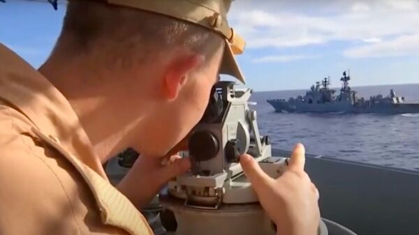 Putin displays largest naval exercise in Pacific since Cold War ahead of Biden showdown