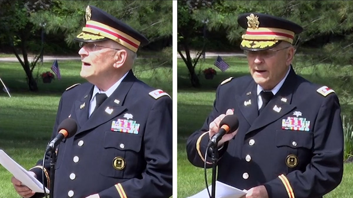 Veteran's Mic Cut During Black History Speech, Sparks Call for Resignations