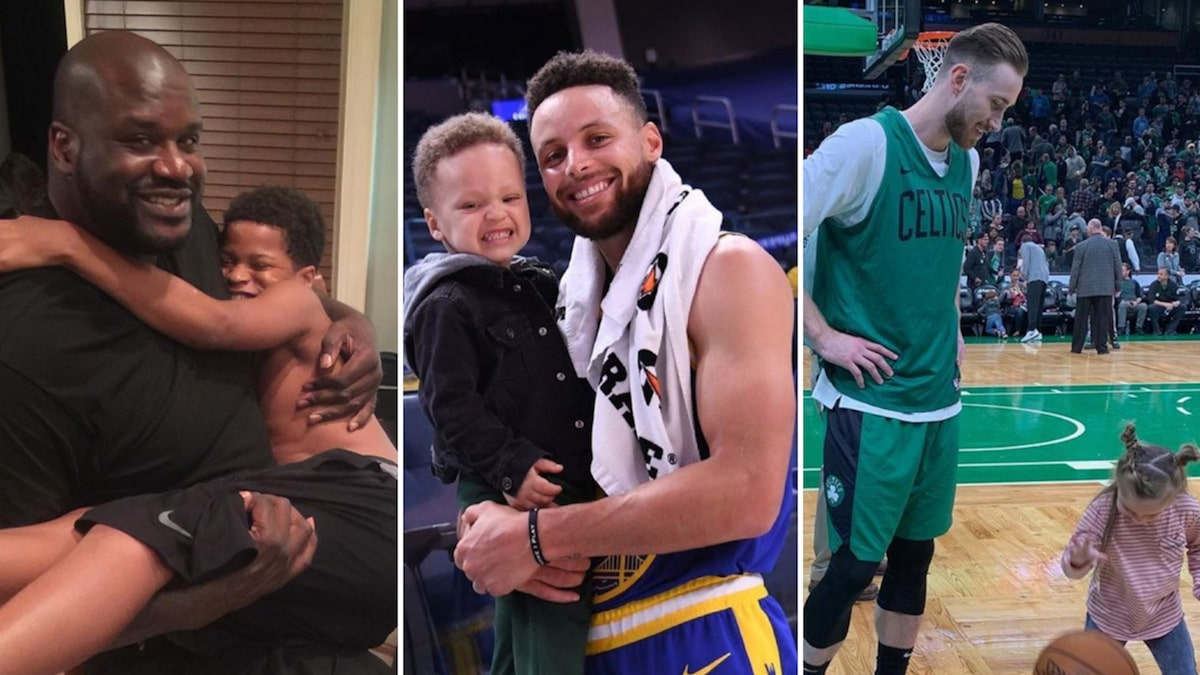 NBA Dads -- Baller Fathers!