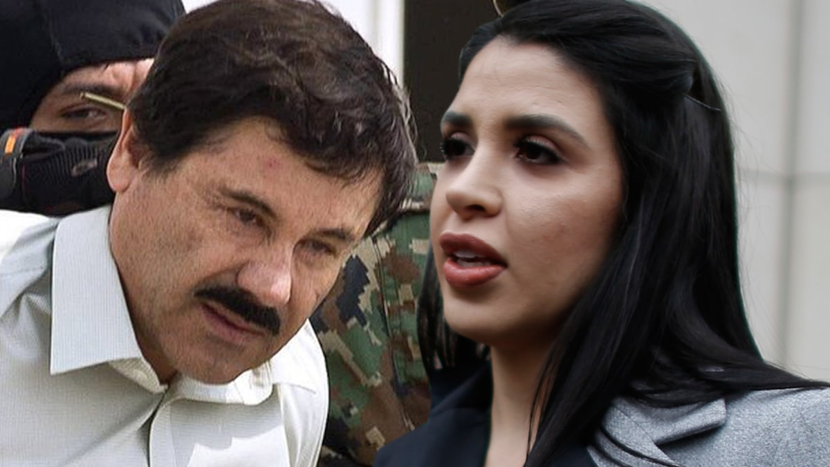 El Chapo's Wife Pleads Guilty to Drug Trafficking