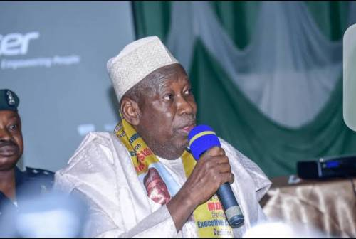 Crime In Nigeria Has Attained 'Next Level'— Ganduje