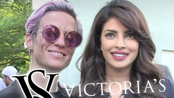 Priyanka Chopra Jonas, Megan Rapinoe Join Victoria's Secret as Spokeswomen