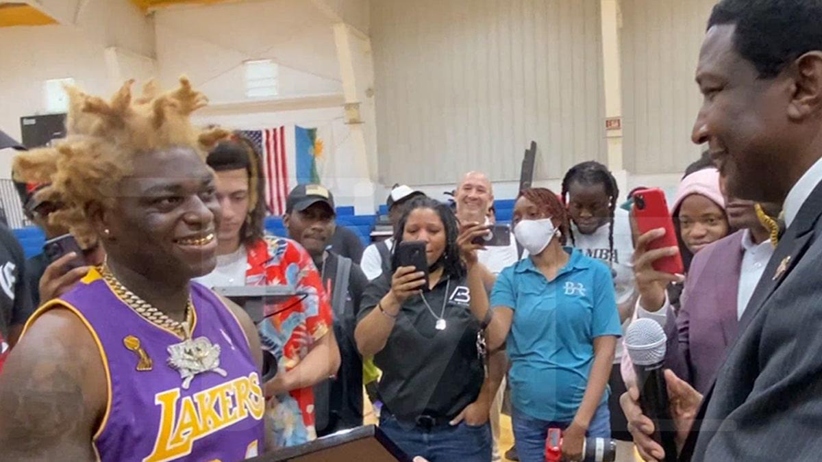 "Kodak Black Honored With ""Kodak Black Day"" in Florida"