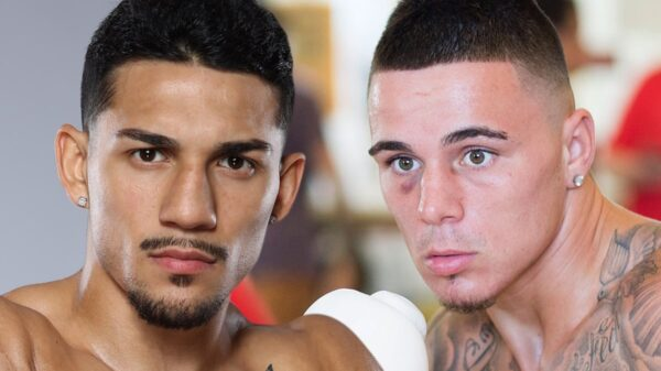 Boxing Star Teofimo Lopez Tests Positive for COVID, Championship Fight Postponed