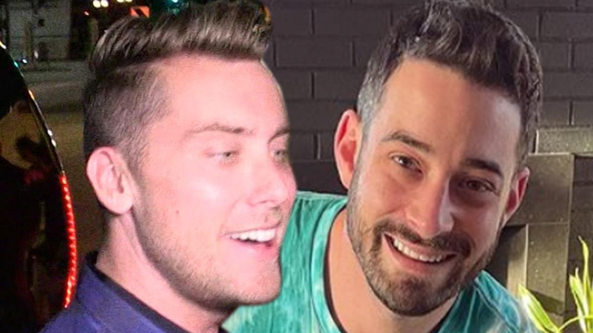 Lance Bass and Husband Michael Turchin Expecting Boy-Girl Twins