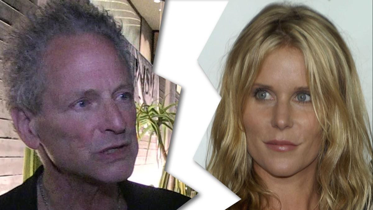 Fleetwood Mac Rocker Lindsey Buckingham's Wife Ending Marriage