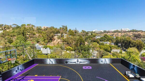 Billionaire Buys $44 Million L.A. Mansion W/ Insane Custom Kobe Bryant Court