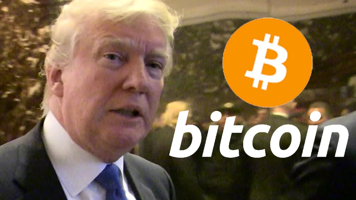 Trump Calls Bitcoin a 'Scam,' Says It's Ruining the Dollar