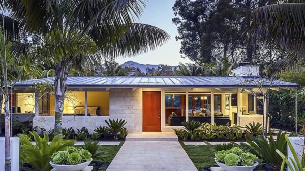 Ellen DeGeneres Drops $2.9 Million for Santa Barbara Bungalow