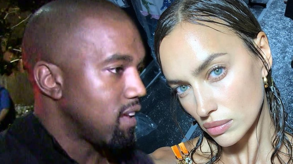 Kanye West and Irina Shayk Were Together for Months Before Trip to France