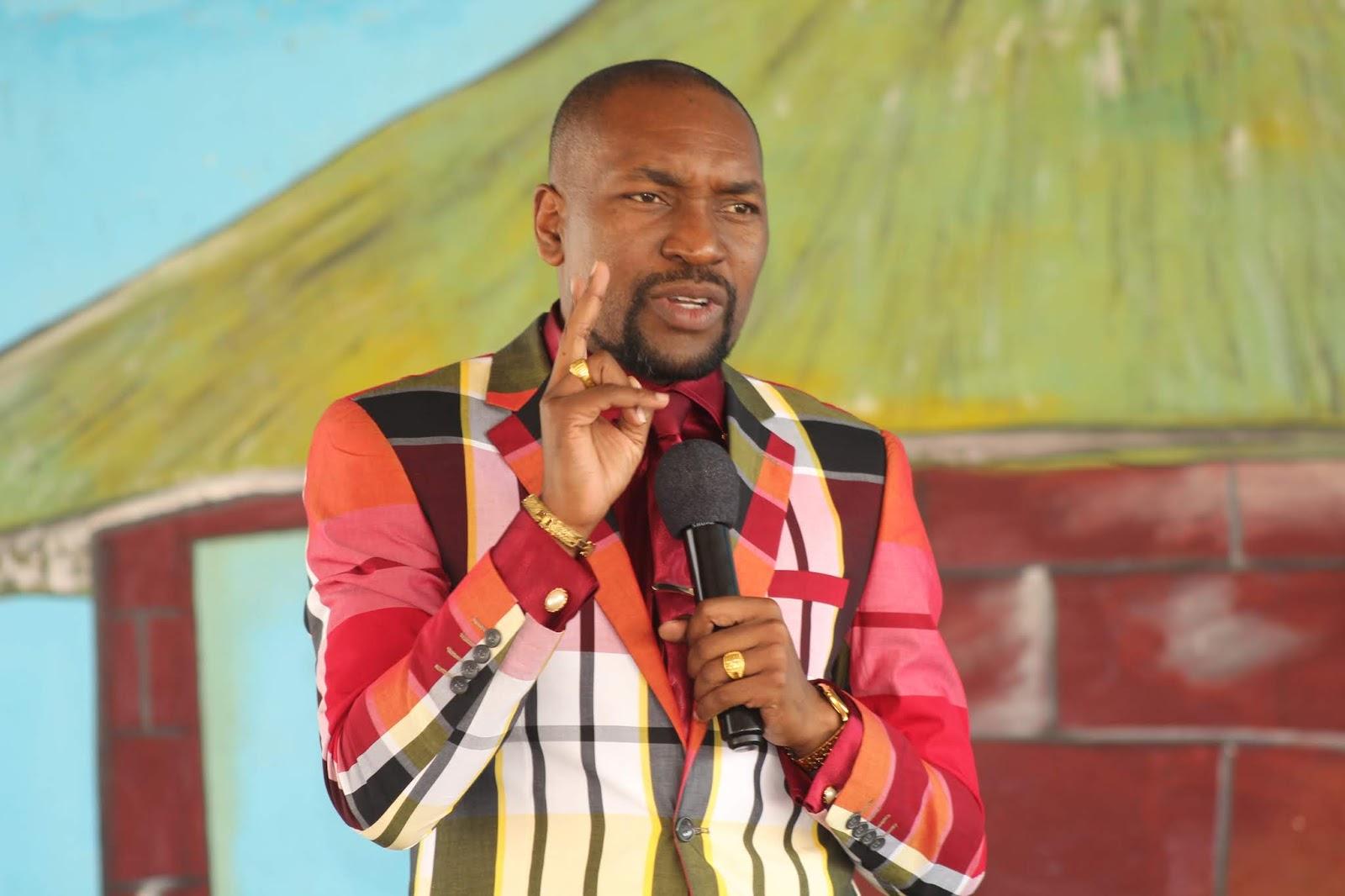 """God Does Not Want Mugabe's Body To Be Redug & Reburied"": Prophet Chiza"