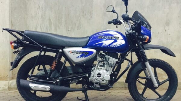 He Stole My Brand New Boxer B.M 150 Motorbike; He Had To Return It