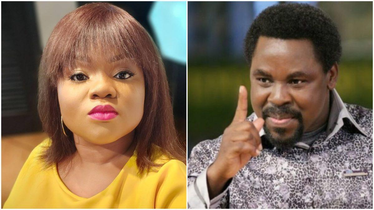 TB Joshua ,damaged, people's lives ,,ministry , toxi, OAP, Sandra Ezekwesili