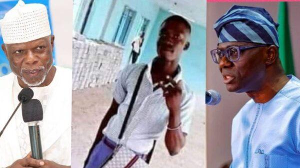 Lagos SS3 student shot dead