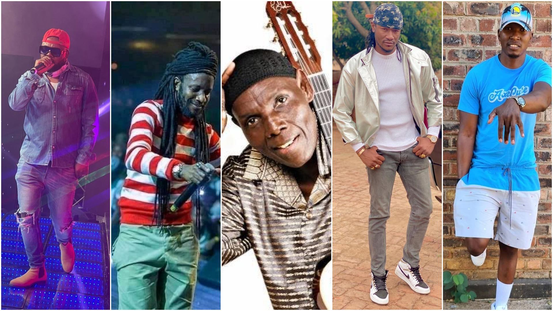 Here Are The Top 20 Highest Earning Musicians In Zimbabwe: ZIMURA