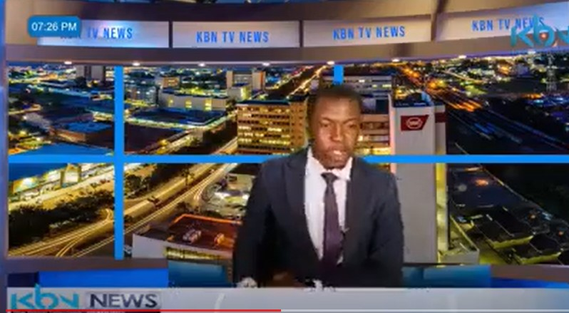 """WATCH: """"Drunken"""" Zambian News Presenter Demands Salary During Live News Bulletin"""