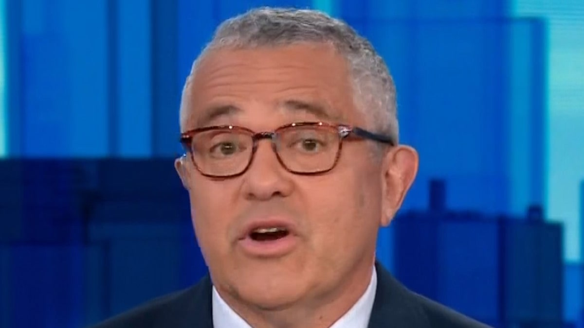 Jeffrey Toobin Returns to CNN After Suspension for Zoom Exposure