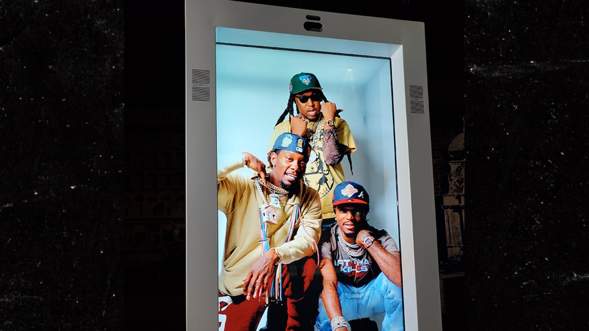 Migos Hitting 4 Cities at Once via Hologram to Talk 'Culture III' Album
