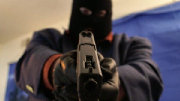 Daring Armed Robbers Pounce At Fawcett Offices