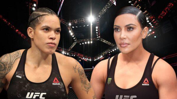 UFC Star Amanda Nunes To Kim Kardashian, Wanna Fight?!